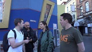 LIVE-Highlights   Hamburg (Hafencity, Kiez) mit Holger Kreymeier und Vivi Joy   1.6.17