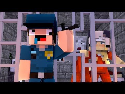 AUSBRECHEN AUS DEM DÜMMSTEN GEFÄNGNIS! (Minecraft Ausbruch)