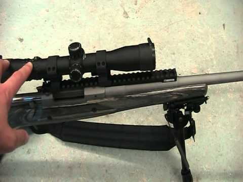 Ruger Gunsite Scout rifle (Australian Version)