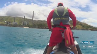 Ocean safety responds to more rescues as more people go outdoors