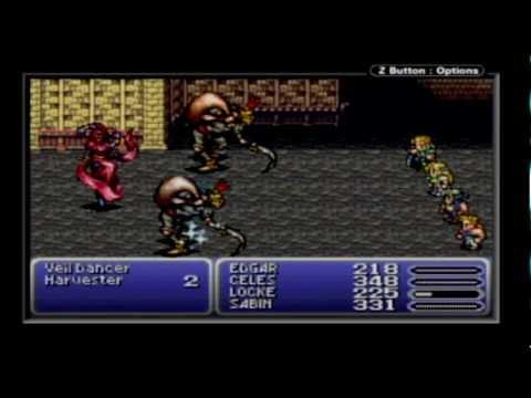 Final Fantasy VI Advance Walkthrough Part 20 (Zozo, Den of Thieves)