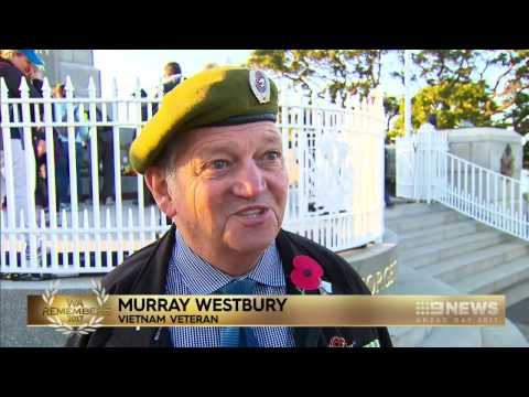 Anzac Day Dawn Service | 9 News Perth