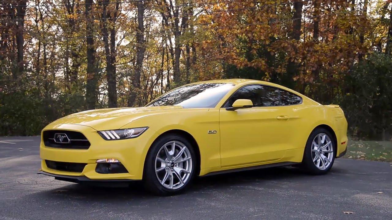2015 ford mustang gt premium wr tv walkaround