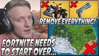 Tfue GOES OFF About The REAL Issues That Fortnite Has & Why Epic Could Make The Fans LEAVE!