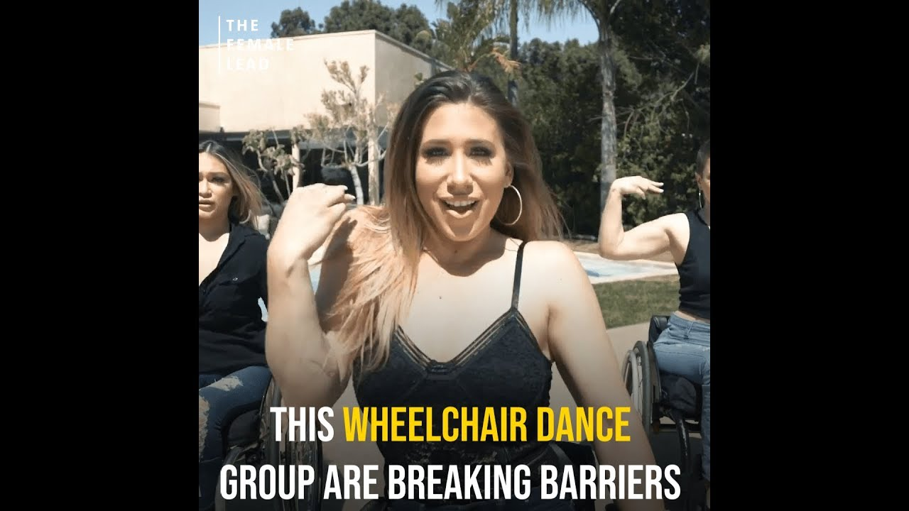 These dancers in wheelchairs are breaking barriers and inspiring girls everywhere