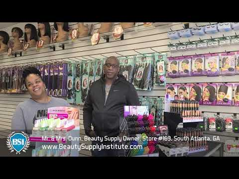 Beauty Supply Institute Owner in Georgia #163