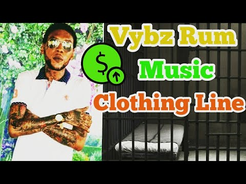 Vybz Kartel Getting More Money While in Prison Music And Business!!!