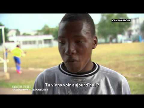 Guadeloupe l'île oubliée ? enquetes de foot