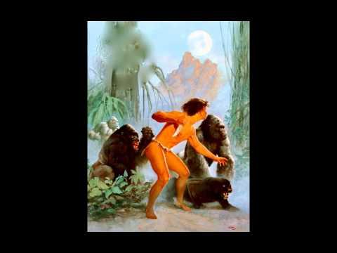 Favorite Books in Art - Tarzan