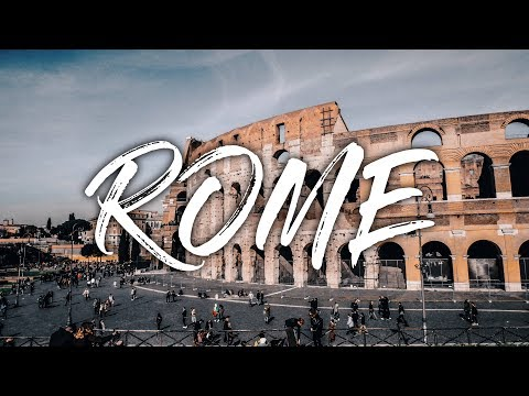 ROME - ITALY | CINEMATIC TRAVEL VIDEO