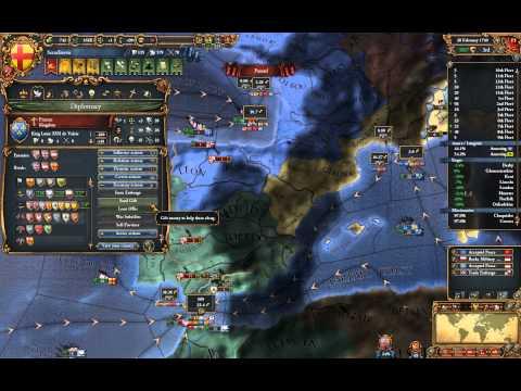 [81] Europa Universalis IV - Sweden (Shameless Bribery)
