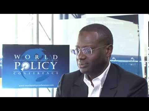 World Policy Conference 2013 - Tidjane THIAM