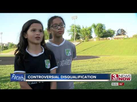 Girl disqualified from soccer tournament for 'looking like a boy'