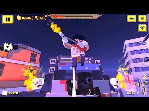 BLOCKAPOLYPSE™ - Zombie Shooter - new game Update Version 1.11 Gameplay Walkthrough Part 5 |