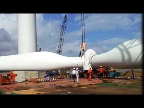 Things You Might Not Know - Part 2: World's Largest  Wind Turbine Installation