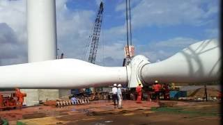 Download Things You Might Not Know - Part 2: World's Largest  Wind Turbine Installation Mp3 and Videos