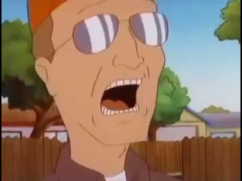 Dale Gribble Screams for One Hour