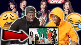 An Unhelpful guide to (G)I-DLE | REACTION
