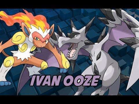 Pokemon ORAS OU SHowdown Live: MEGA IVAN OOZE