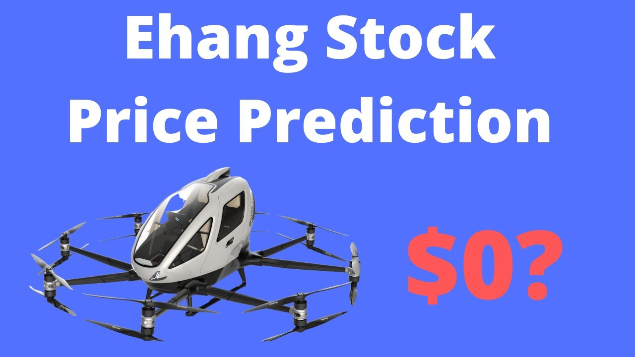 Why EHang Holdings Stock Is Up Today