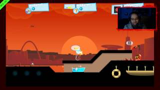 NoThx, Nikigames & EmBaTa playing Speedrunners part 1