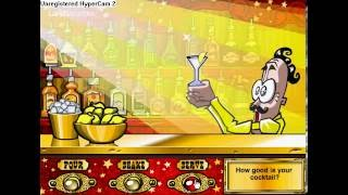 bartender walkthrough