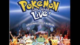Pokemon Live! - The Time Has Come