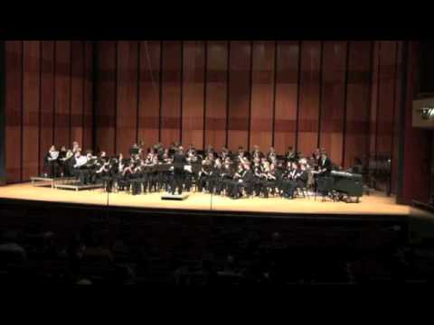 TWHS Wind Ensemble- Trittico, Movement 2