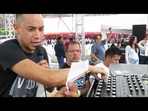 PA LA PALOMA CON GUITARRAS | SONIDO ECKOS HD | ZOCALO CDMX 2017