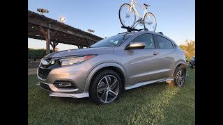 2019 Honda HRV Updated with New & Cool Tech