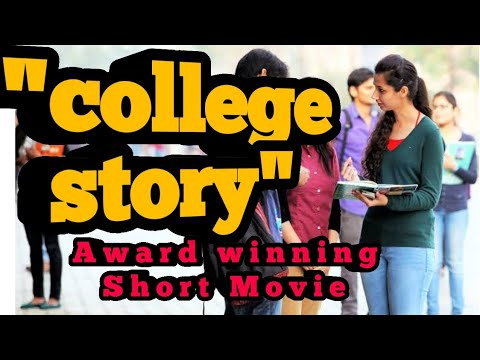 """A college story"" debate in collage on Asaram bapu issue (Must watch)  Award winning Short film"