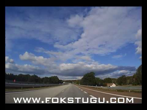 the road to fokstugu