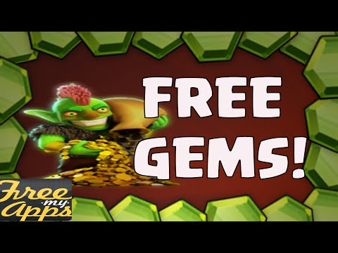 Clash Of Clans How To Get Free Gems | Free Gems In Clash Of Clans Legitimately!