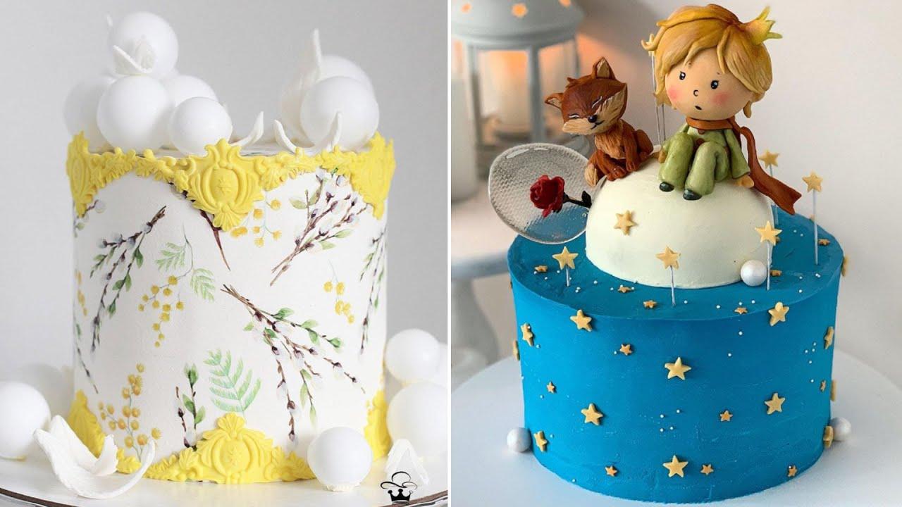 More Amazing Cake Decorating Compilation   Most Satisfying Cake Videos   Yummy Yummy