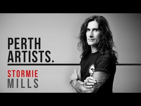 Perth Artists S02E03a: Stormie Mills