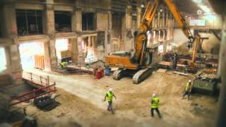 La nouvelle gare de Paris Saint Lazare : retour sur l'histoire d'un chantier colossal