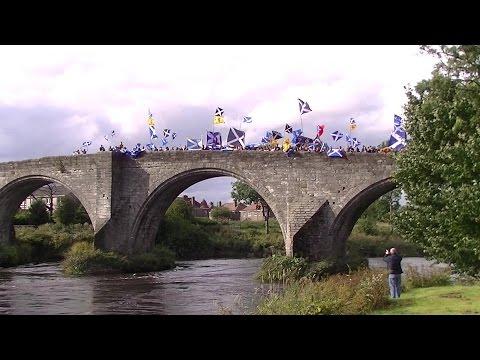 Stirling Bridge Commemoration & March 2016