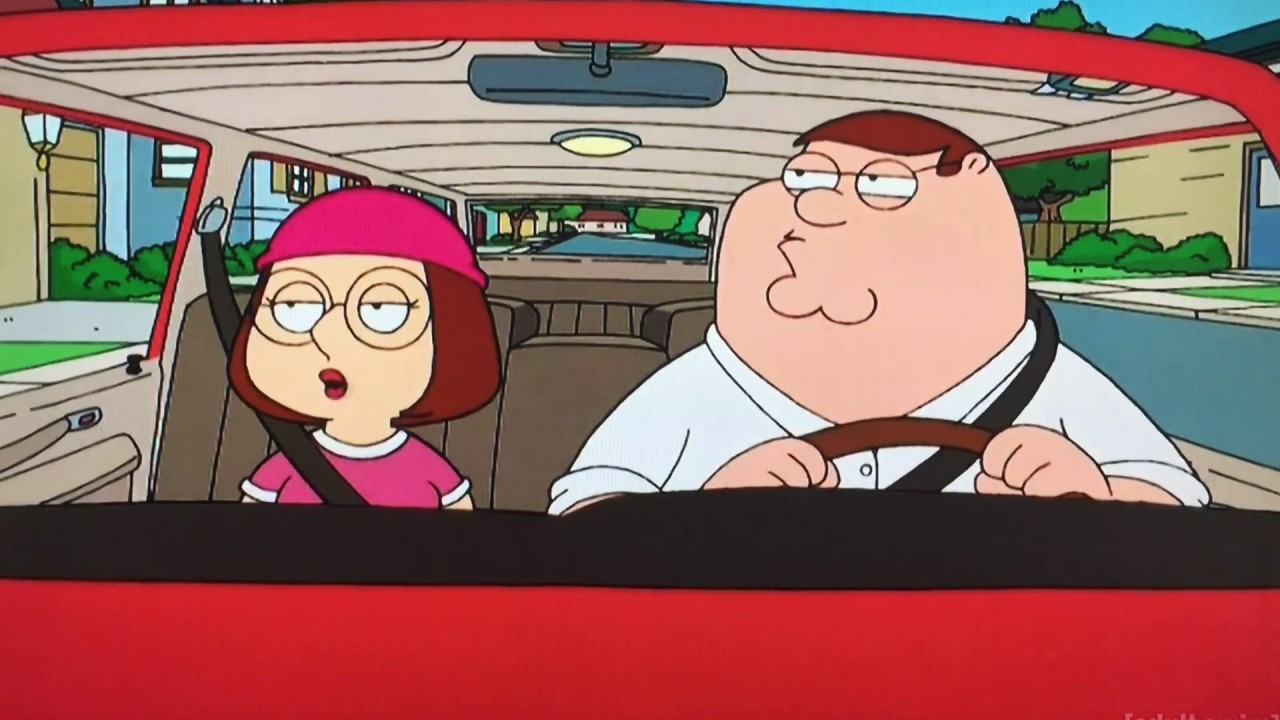 Peter teaches meg about dating