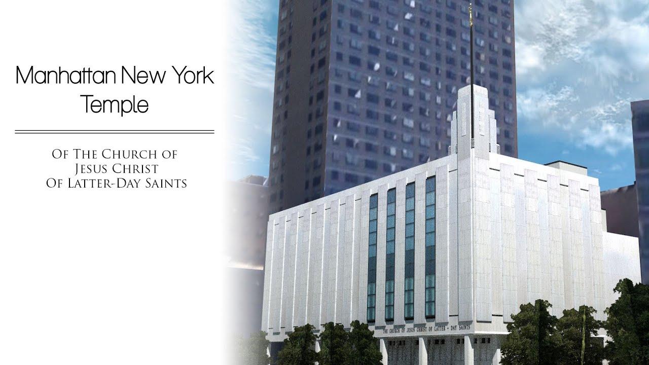 Manhattan New York Temple Youtube