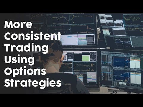 More Consistent Trading Using Options Strategies