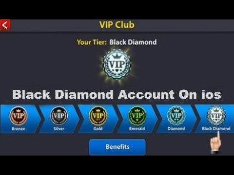 8 Ball Pool Tricks How To Make 8 Ball Pool Black Diamond Account
