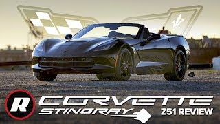 2019 Corvette Stingray Convertible: The next classic droptop | Review