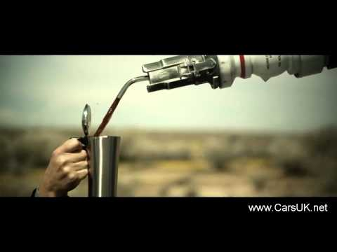 BMW 5 Series Refuel Advert - Ultimate Driving Machine