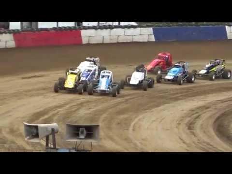 JJ Hughes @ Terre Haute Action Track 05-25-2016