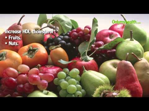 How To Increase HDL Cholesterol Onlymyhealth.com