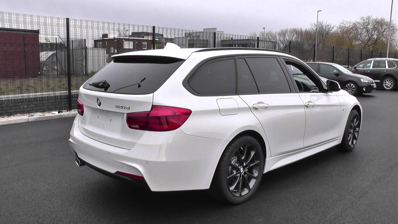 Bmw 3 Series Touring F31 320d M Sport Touring B47o 2 0d Zlmu U6620 Youtube