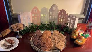 Sinterklaas and Dutch Holiday Traditions Virtual Celebration 2020 Part 2