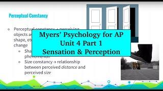 unit 4 myers ap psychology part 2
