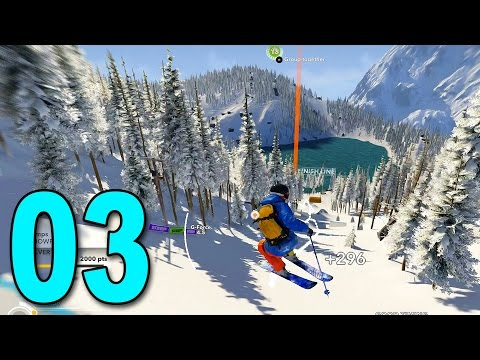 STEEP - Part 3 - Strapping On The Skis!