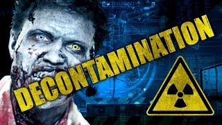 DECONTAMINATION ZOMBIES (Part 4) ★ Call of Duty Zombies Mod (Zombie Games)